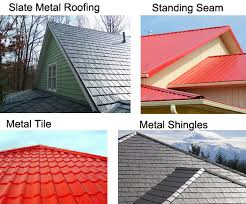 Tile Roofing Supplies Metal Vs Shingle Roofing Comparing The Cost Hometown Roofing