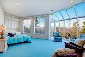 blaues schlafzimmer frische gestaltungsideen mit feng shui farben für ihre wohnung