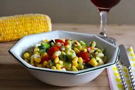 recette traditionnelle cuisine americaine succotash recette traditionnelle américaine 196 flavors