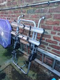 nissan accessories bike rack boot mounted bike rack for nissan qashqai in gateshead tyne and