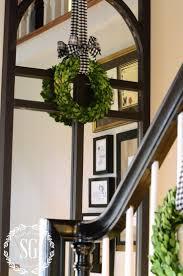 best 25 wreath over mirror ideas on pinterest christmas