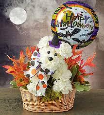 Dog Flower Arrangement Flowers A Dog Able U0026reg In A Basket With Get Well Balloon Flower