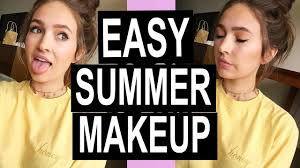 makeup school oahu my summer makeup routine randall