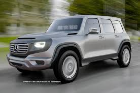 mercedes that looks like a jeep 2017 mercedes g class could look like ener g motor trend wot