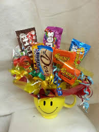 candy bouquet delivery candy bouquets delivery crown point in debbie s designs