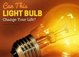 can a light bulb change your life