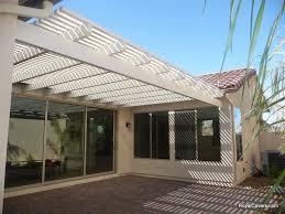 Aluma Shield Wall Panels by Alumawood Lattice Patio Cover Installer Mesa