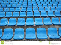 seats in stadium royalty free stock photos image 14936638