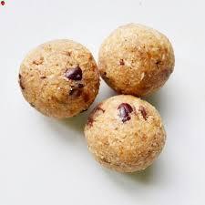 thanksgiving truffles vegan coconut pumpkin truffles myhealthydessert