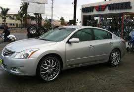 nissan altima black rims transformed altima rent a wheel rent a tire