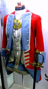 red coat military uniform wikipedia