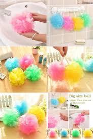514 best bath shower images on pinterest visit to buy big shower bath ball bath sponge massage multi shower exfoliating body