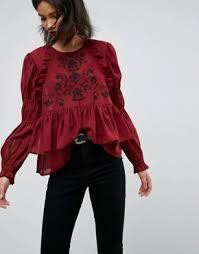 printed tops s tops t shirts printed tops asos