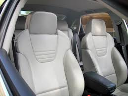 nissan 370z leather seats white leather car seat covers velcromag