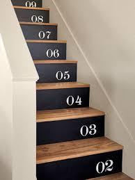 escalier peint en gris inspirations pinterest pour repeindre son escalier u2013 visitedeco