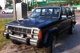 jeep 1989 file 1989 jeep xj wagoneer limited nc fl jpg wikimedia commons