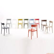 Esszimmerstuhl Milano Kunststoffstühle Transparent Und Farbig Sediarreda