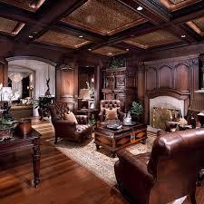 Elegant European Interior Houzz - European home interior design