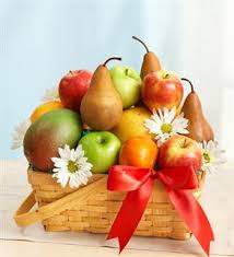 fruit flower basket new baby flowers delivery surrey bc royal gifts flowers