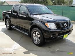 nissan frontier king cab for sale 2009 nissan frontier pro 4x crew cab 4x4 in super black 418001