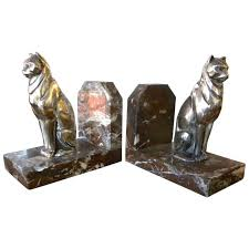 unique bookends for sale 260 best deco bookends images on bookends bronze