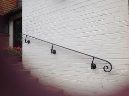 Galvanised Handrail Best 25 Metal Handrails Ideas On Pinterest Metal Handrails For