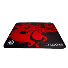 Gaming Desk Pad Professional Gamer For Tyloo Team Steelseries Qck Gaming Mouse Pad