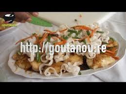 cuisine antou poisson au gingembre par christian antou