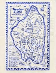 map of mackinac island 25 melhores ideias de mackinac island map no