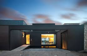 single story house designs three floor house design disguised as a single storey