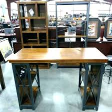 counter height desk with storage counter height desk with storage medium size of end table with