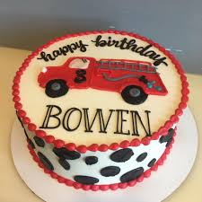 firetruck cake dalmation print firetruck cake hayley cakes and cookies