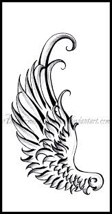small angel wing tattoos on back 102 best angels and wings tattoos ideas images on pinterest wing