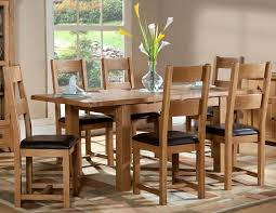 dining room table six chairs dining chairs somerset oak 1200 extending table 6 chairssomerset