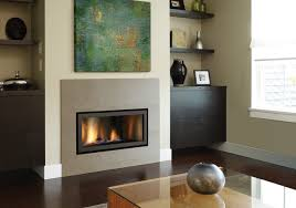 Contemporary Gas Fireplace Insert by Modern Fireplace And Tv Horizon Modern Gas Fireplace Insert