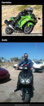Motorcycle Meme - riding your motorcycle meme guy