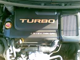 coloured my letters on my yrv turbo engine cover daihatsu