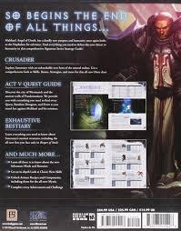 diablo 3 adventure mode guide diablo iii reaper of souls signature series strategy guide