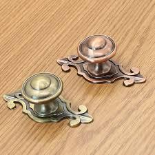 Copper Kitchen Cabinet Hardware Online Get Cheap Copper Cabinet Handles Aliexpress Com Alibaba