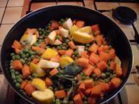 cuisiner fenouil braisé jardinière de légumes aux pâtissons et fenouil braisé recette iterroir