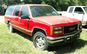 1994 gmc suburban 1500 sle suv item da5556 sold july 19