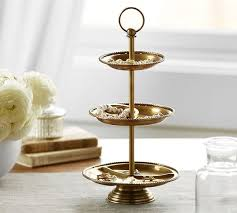 classic dish ring holder images Classic three tiered jewelry stand pottery barn jpg