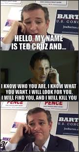 Cold Calling Meme - ted cruz cold calling the wrong guy imgflip