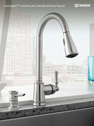 moen stainless steel kitchen faucet 87 best kitchen images on kitchen faucets plumbing