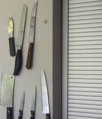 Magnet For Kitchen Knives Create A Magnetic Knife Block Applications First4magnets Com