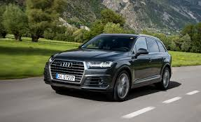 suv audi 2017 audi q7 pictures photo gallery car and driver