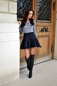 sweater skirt how to wear sweaters with skirts styles and clothes