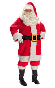 santa costume halco brand suits santa supply online