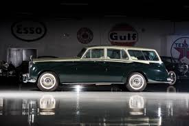 rolls royce project cullinan this rolls royce silver cloud wagon ought to do the trick until
