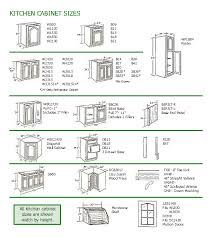 Bathroom Vanity Standard Sizes by Kitchen Cabinet Sizes Chart Standard Kitchen Cabinet Size Chart
